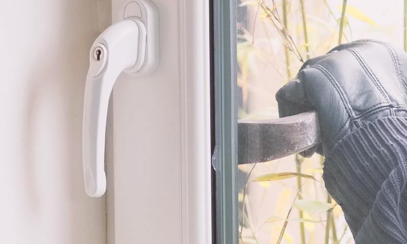 Öfnnungsmelder Tür und Fenster