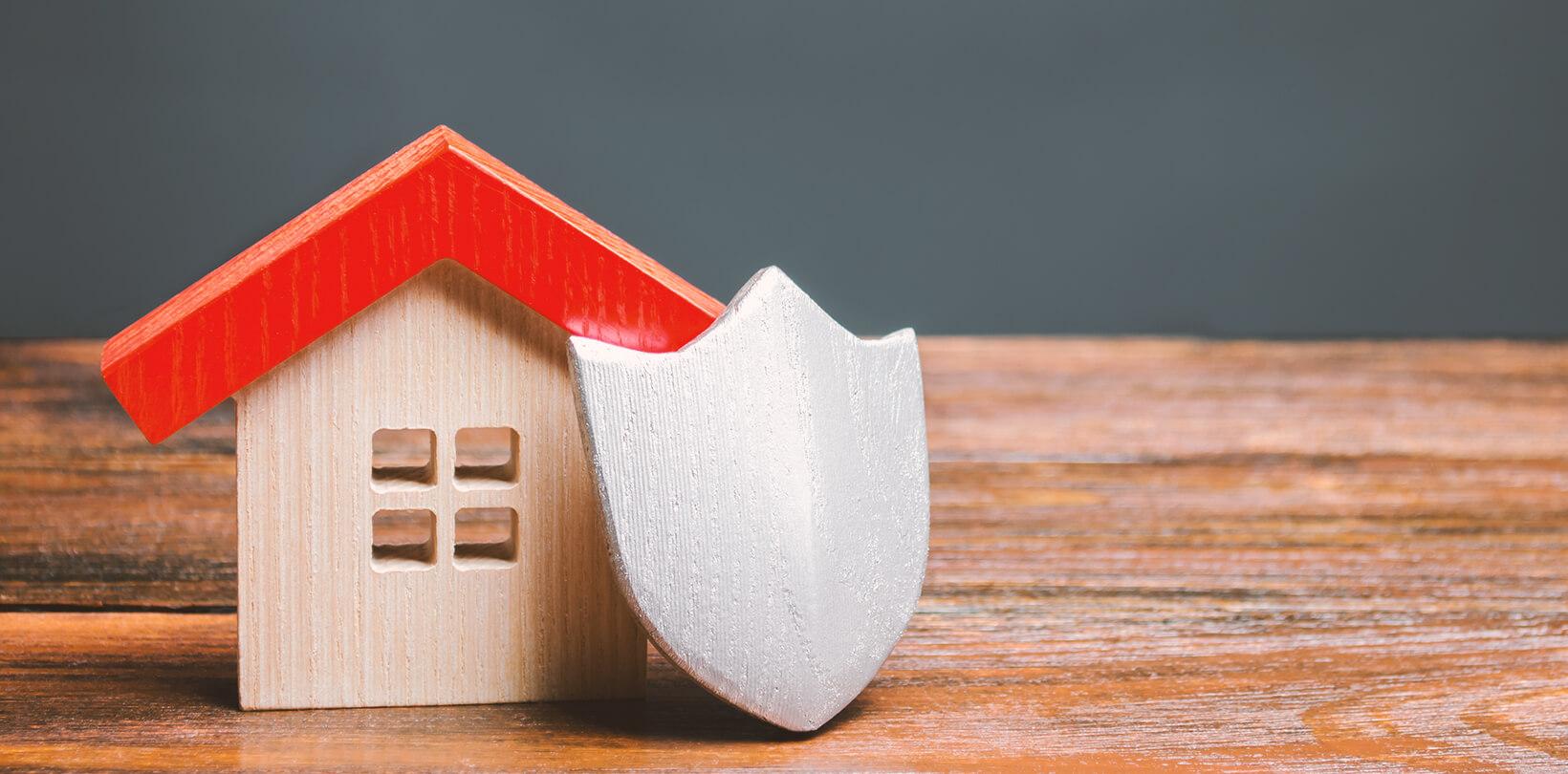 Alarmanlage für Häuser
