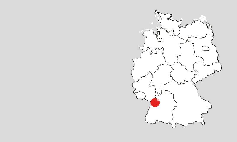 Kontakt Deutschlandkarte Koch